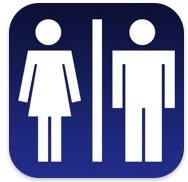 ou sont les toilettes @copy; BeTomorrow